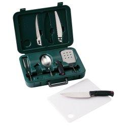 Kershaw (Ker1091Ct) Camp Tool Trader Kit