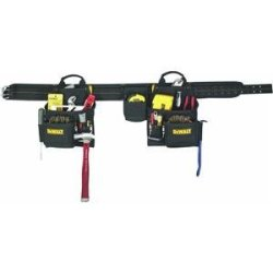 Dewalt Carpenter'S Combo Apron 3 ""