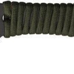 Condor Tool And Knife Fidelis 2 3/16-Inch Blade, Paracord Wrapped Handle, Kydex Neck Sheath