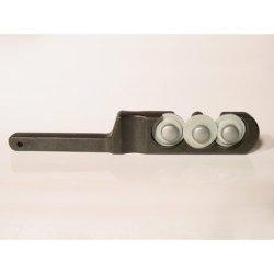 Mcgowan Diamondstone Blockmate 3-Stone 2-Stage Knife Sharpener