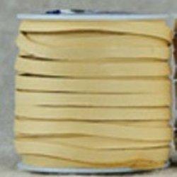 """Buckskin Deerskin Lace -3/16"""" X 50 Ft Spool"""