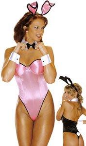 Honey Bunny Black Adult Costume