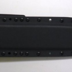 Black Kydex Sheath For Busse Combat Knives Straight Handle 20Th Anniversary Edition Battle Mistress Knife