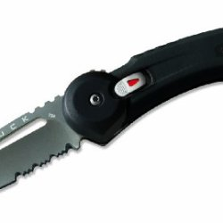 Buck 753Bkx Redpointe Rescue Black