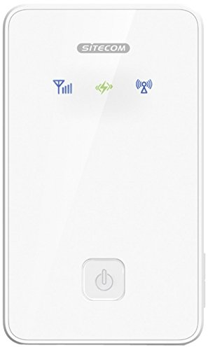 Sitecom 3G Mobile Wi-Fi Router