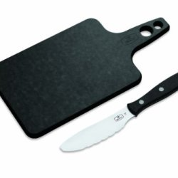 Buck Knives 941 Stowaway Kit With Fixed Blade Spreader Knife And Cutting Board - Kitchen On The Go