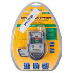 Byte Brothers Byb-Ctx200 Cat5 6 Coax Cable Tester-By-Byte Brothers