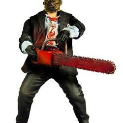 The Texas Chainsaw Massacre Part 2 - Action Figures - Cinema Of Fear Series 2 - Leatherface Action Figure