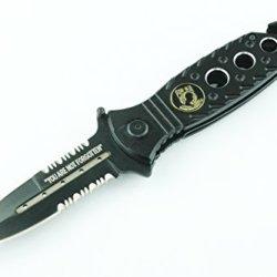 "8"" Pow Tactical Action Assisted Folding Knife P-569-Pow Bladesusa"