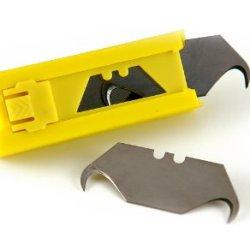 Black Rhino 00014 Hook Blades, 10-Pack