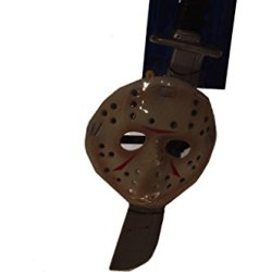 Friday The 13Th Jason Mask And Machete Halloween Accessories