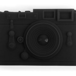 Kikkerland Camera Card Carrier, Black (Or19-Bk)