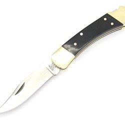 Buck 110 Custom Limited 1964-2014 50Th Anniversary Magnolia Lockback Hunter Knife