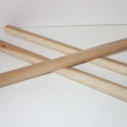 """Set Of 3 Extra 19"""" Hickory Handles For Tomahawks & Axes"""