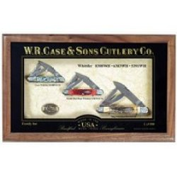 Case 06273 Whittler Knife Collection