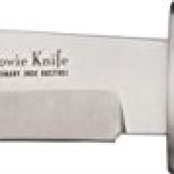 Linder Original 440A Stainless Bowie Knife, 13In. Ld196020