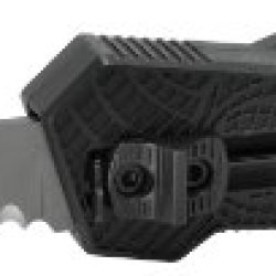 S&W Otf Blk Tanto 40% Serrated