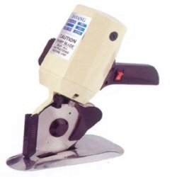 4-Inch Round Knife Cloth Cutting Machine