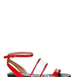 "Kelsi Dagger ""Kora"" 8.5 Sandals Red"