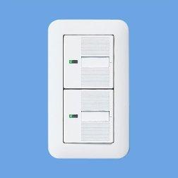 埋込スイッチ 蛍 WTP50512WP