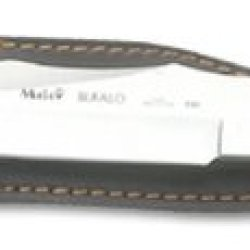 Muela Bufalo Fixed Blade Knife 11.25-Inch, Coral Packawood