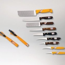 Deluxe Fruit And Vegetable Carving Knife Set
