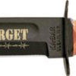 Ka-Bar Knives 9148 Usmc Pow Mia Commemorative Fixed Blade Knife