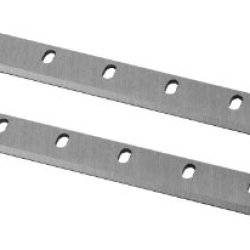 Powertec 128090 12-1/2-Inch Hss Planer Knives For Dewalt Dw733, Set Of 2
