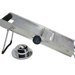 Update International Ms-Ss Stainless Steel Mandolin Slicer
