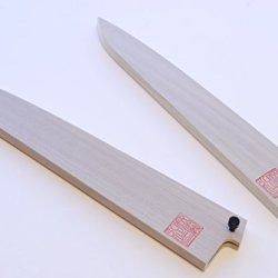 Yoshihiro Natural Magnolia Wooden Saya Cover For Sujihiki Slicer (240Mm)