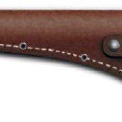 Victorinox Brown Leather Knife Sheath Accepts 8-Inch Blade