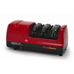Chef'S Choice Diamond Hone Edge Select Plus Knife Sharpener M120 Red