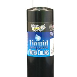 Handy Art By Rock Paint, 276-048, Washable Liquid Watercolor 1, Teal, 8-Ounce