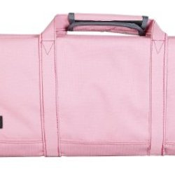 Messermeister 12 Pocket Knife Roll, Pink Lady