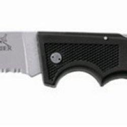 Gerber 06014 Magnum Lst Serrated Edge Knife