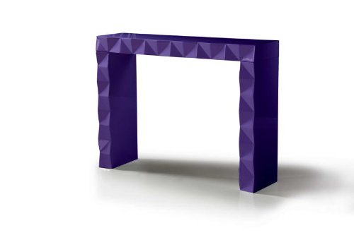 Image of Eva - Purple Console Table (VGDVLS207-Pur)