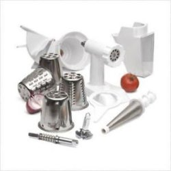 New Kitchenaid Fppa Mixer Attachment Pack For 4.5-5-6 And 7 Quart Stand Mixers Good Gift Free Shipping Fast Shipping