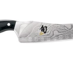 Shun Ken Onion 7-Inch Santoku Knife