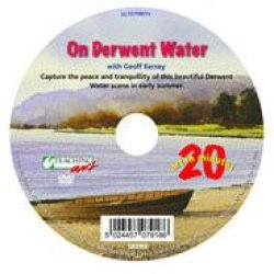Painting With Keith Fenwick: Autumn On Derwent Water Dvd