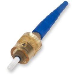 Corning Unicam St Os2 Singlemode 8.3 Um Pretium Fiber Optic Connector, Box Of 25 95-200-51