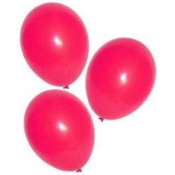 11' Latex Ruby Red Balloons (144 Pcs)