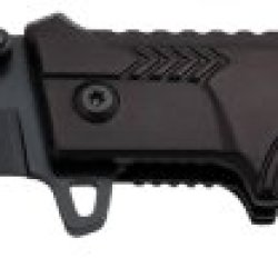 Tac Force Tf-781Bk Assisted Opening Knife 4.5-Inch Closed
