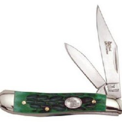 Frost Cutlery Sw-107Jgj Steel Warrior Little Peanut Pocket Knife - Quantity 12