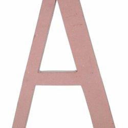 Paper Mache Letter - A - 23.5 Inches