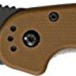 Ontario Knife Rat-1 Knife, 5In. Closed 8846Cb Brown