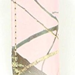 Nocona Women'S Mossy Oak Leather Knife Sheath Camouflage One Size