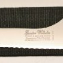 "Gunter Wilhelm Executive Chef Series Model 218 9.5"" Offset Bread Knife"