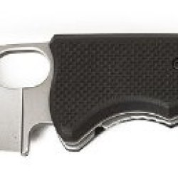 """Volcan Knives Amsterdam Double Action Auto 3-1/4"""" Blade, G10 Handles"""