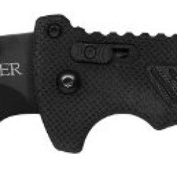 Gerber 31-000583 Dmf Tanto Point Serrated Folder Knife