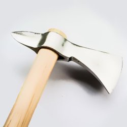 """Polished Competition Spike 19"""" Throwing Tomahawk"""